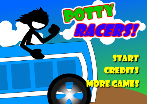potty racer